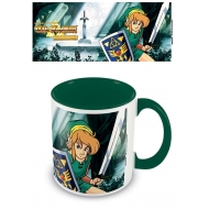 Legend of Zelda - Mug Coloured Inner The Lost Woods