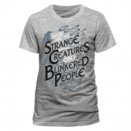 Les Animaux fantastiques 2 - T-Shirt Strange Creatures