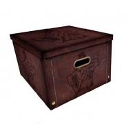 Harry Potter - Pack 5 boîtes de rangement Hogwarts Crest