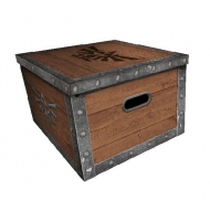 The Legend of Zelda - Pack de 5 boîtes de rangement Treasure Chest