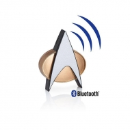 Star Trek TNG - Badge Communicator Bluetooth 5 cm