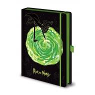 Rick et Morty - Carnet de notes Premium A5 Portal