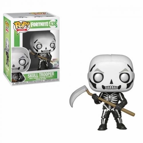 Fortnite - Figurine POP! Skull Trooper 9 cm