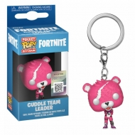 Fortnite - Porte-clés Pocket POP! Cuddle Team Leader 4 cm