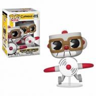 Cuphead - Figurine POP! Aeroplane  9 cm