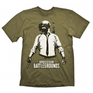 Playerunknown's Battlegrounds - T-Shirt Guy Stencil
