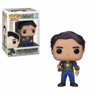Fallout - Figurine POP! Vault Dweller Male 9 cm