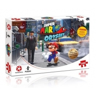 Super Mario Odyssey - Puzzle New Donk City