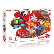 Super Mario Odyssey - Puzzle Mario & Cappy