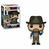 Stranger Things - Figurine POP! Hopper & Flashlight 9 cm