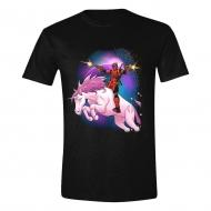 Deadpool - T-Shirt Space Unicorn