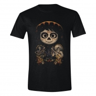 Coco - T-Shirt Miguel Face Poster