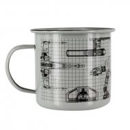 Star Wars - Mug Spaceships