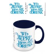 Friends - Mug Coloured Inner On a Break