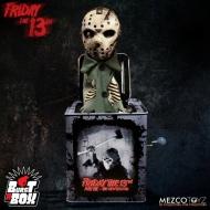 Vendredi 13 - Boite à musique Diable en boîte Burst-A-Box Jason Voorhees 36 cm