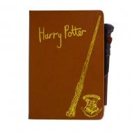 Harry Potter - Cahier A5 avec stylo