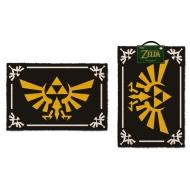 The Legend of Zelda - Paillasson Triforce 40 x 60 cm