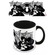 Marvel - Mug Coloured Inner Black and Bold Venom