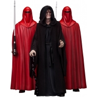 Star Wars - Pack 3 statuettes ARTFX 1/10 Emperor Palpatine & The Royal Guards 18 cm