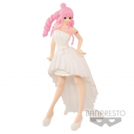 One Piece - Figurine Lady Edge Wedding Perona Normal Color Ver. 22 cm
