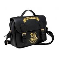 Harry Potter - Sac isotherme Hogwarts Black & Gold (Satchel Style)