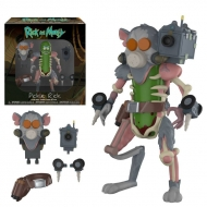 Rick & Morty - Figurine Pickle Rick 13 cm