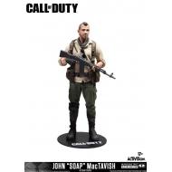 Call of Duty - Figurine John 'Soap' MacTavish 15 cm