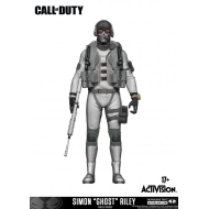 Call of Duty - Figurine Simon 'Ghost' Riley Variant Exclusive incl. DLC 15 cm