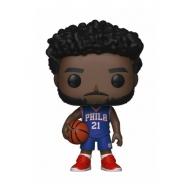 NBA - Figurine POP! Joel Embiid (76ers) 9 cm