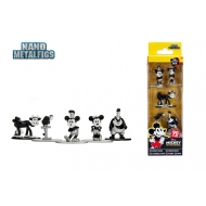 Disney - Pack 5 figurines Diecast Nano Metalfigs Mickey's 90th 4 cm