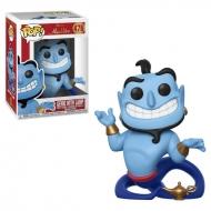 Aladdin - Figurine POP! Genie avec sa Lampe 9 cm