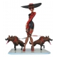 Batman The Animated Series - Statuette Premier Collection Harley's Holiday 30 cm