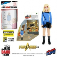 The Big Bang Theory - Figurine avec diorama Bernadette TOS EE Exclusive 10 cm