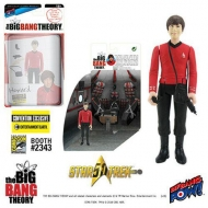 The Big Bang Theory - Figurine avec diorama Howard TOS EE Exclusive 10 cm