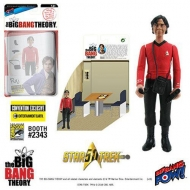 The Big Bang Theory - Figurine avec diorama Raj TOS EE Exclusive 10 cm
