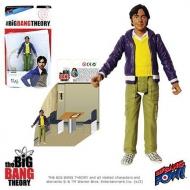 The Big Bang Theory - Figurine avec diorama Raj 10 cm