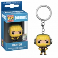 Fortnite - Porte-clés Pocket POP! Raptor 4 cm