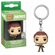 Fortnite - Porte-clés Pocket POP! Tower Recon Specialist 4 cm