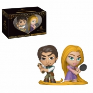 Raiponce - Pack 2 figurines Mystery Mini Vinyl Flynn & Rapunzel 6 cm