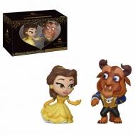 La Belle et la Bête - Pack de 2 figurines Mystery Mini Vinyl Beast & Belle 6 cm