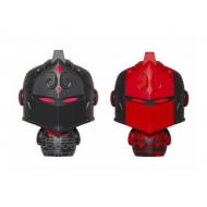 Fortnite - Pack 2 figurines Pint Size Heroes Black Knight & Red Knight 6 cm