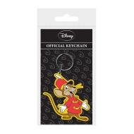 Dumbo - Porte-clés caoutchouc Timothy Q Mouse 6 cm