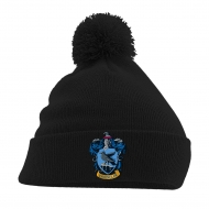 Harry Potter - Bonnet Pom Pom Ravenclaw Crest