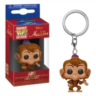 Aladdin - Porte-clés Pocket POP! Abu 4 cm