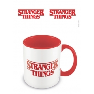 Stranger Things - Mug Coloured Inner Logo