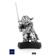 Star Wars - Statuette Pewter Collectible Yoda 12 cm