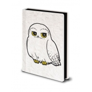 Harry Potter - Carnet de notes Premium A5 Hedwig Fluffy