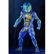 Predator 2018 - Figurine Thermal Vision Fugitive 20 cm
