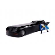 Batman Animated Series - Batmobile métal 1/24 avec figurine