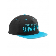 Rick & Morty - Casquette hip hop Schwifty